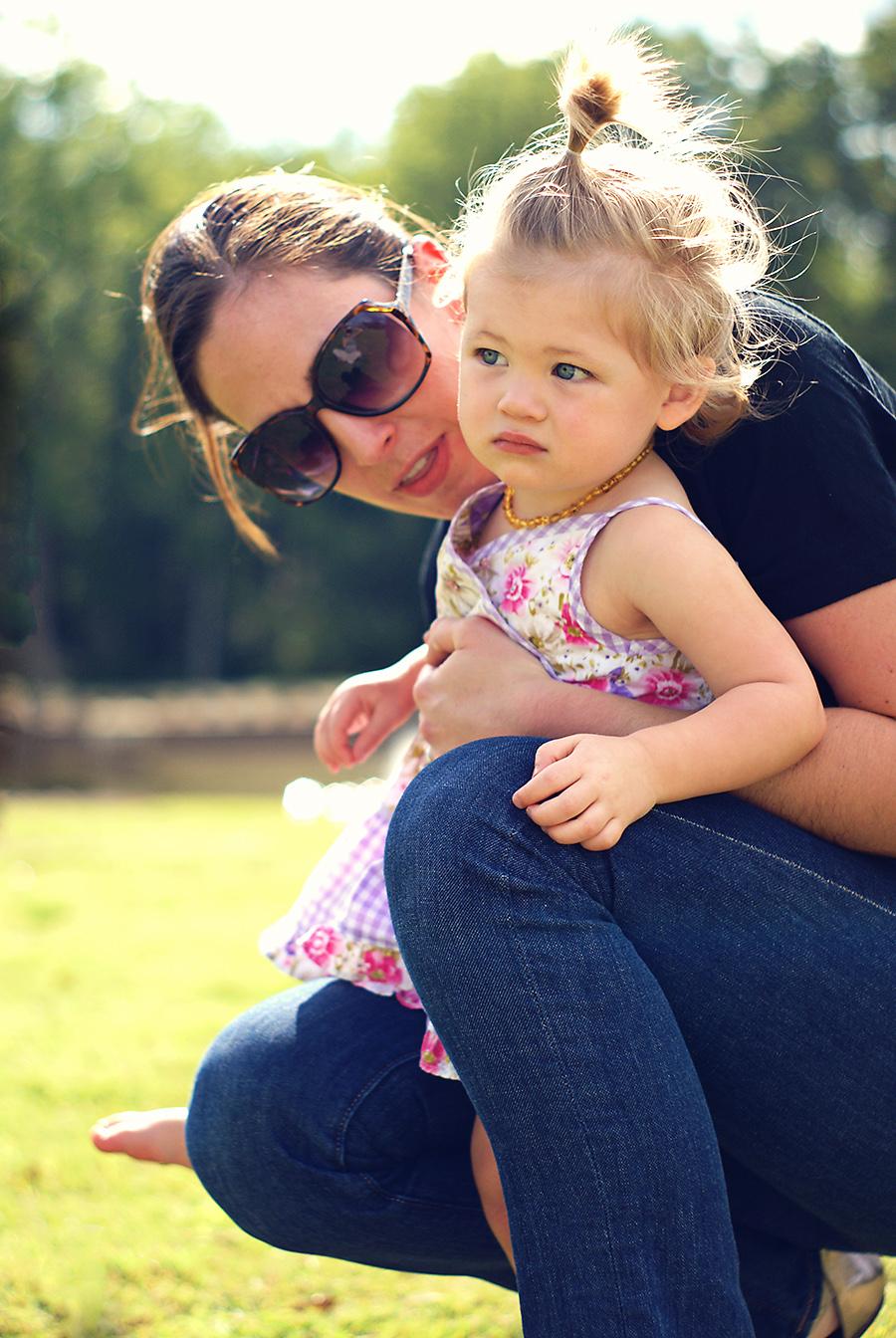 Hadley and Mama