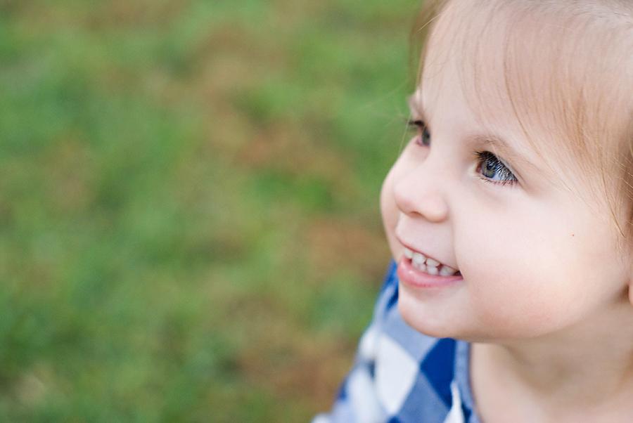 Greenville, SC at Home toddler photos