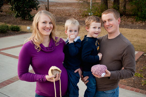 Greenville, SC Lifestyle Maternity Photography