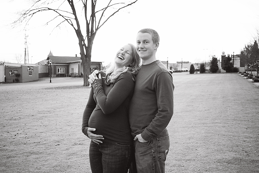 Laughter Greenville SC Maternity and Newborn Photographer