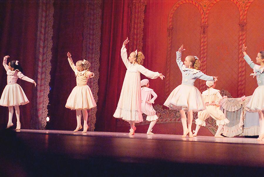 Clara Dances