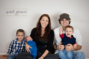 Greenville, SC Mother and Baby Newborn Photography