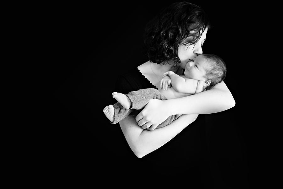 Relationship-Focused Newborn Photography {Greenville, SC}