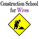 Construction School Button