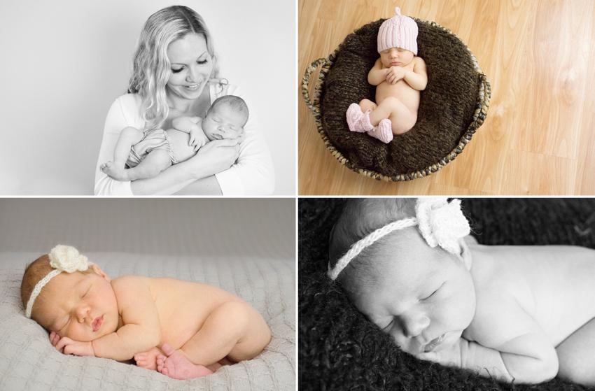 Greenville, SC Newborn Photography