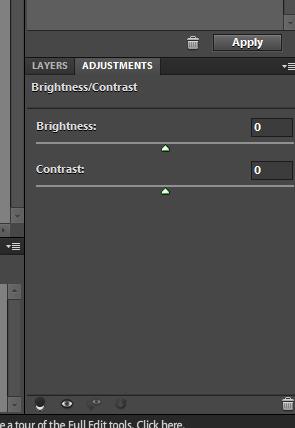 Brightness Contrast