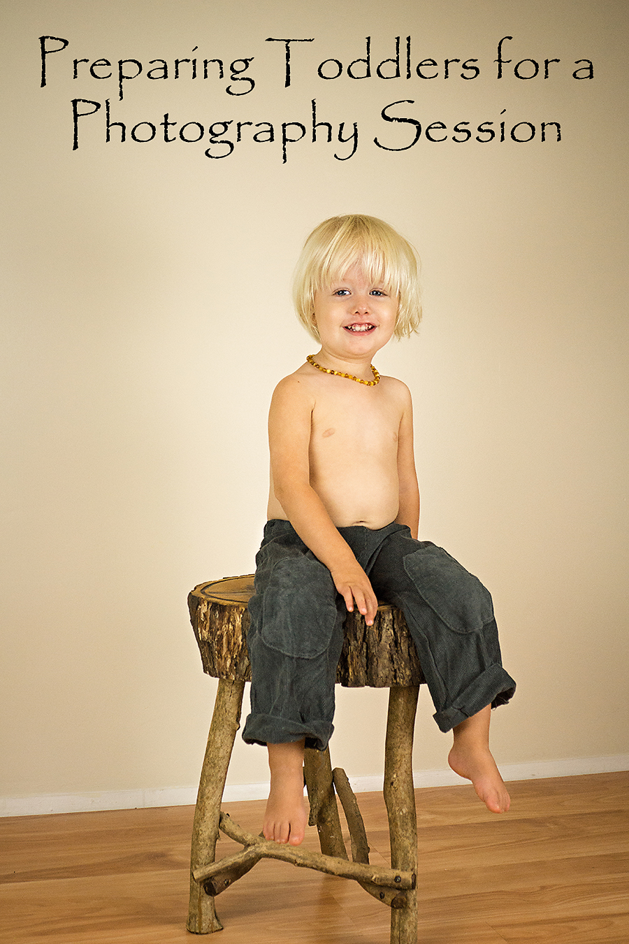 Preparing Toddlers for a Photography Session