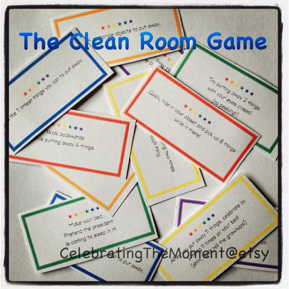 Clean Room Game