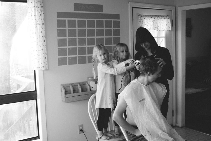 Self Portraits of Motherhood-4