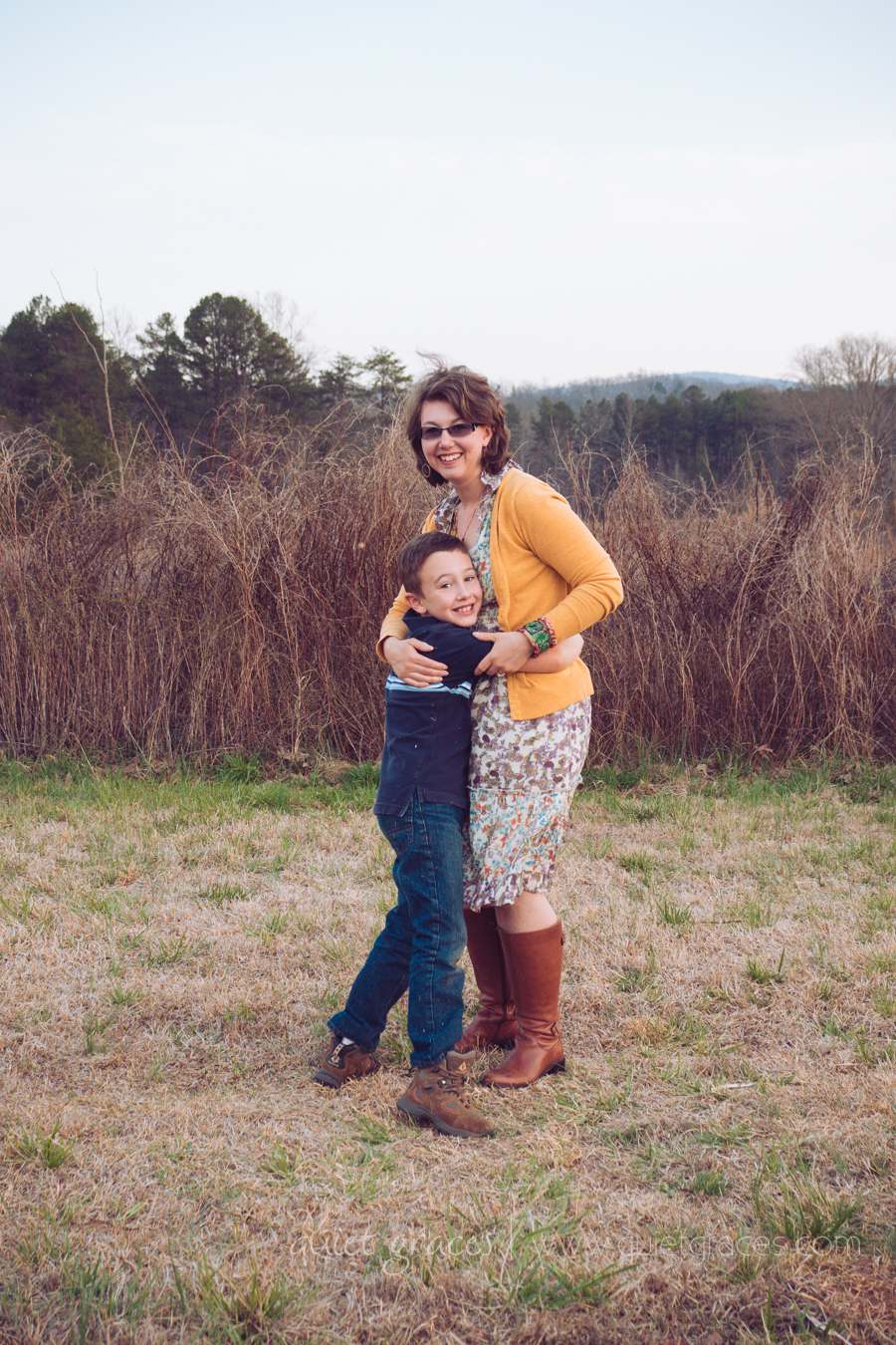 Greenville SC Mother's Day Photography