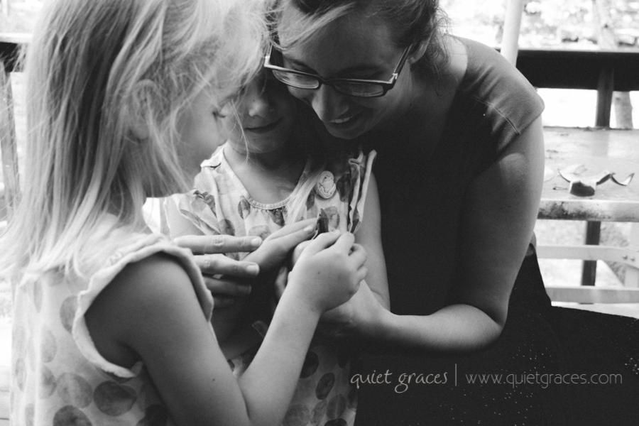 Motherhood Self Portraits