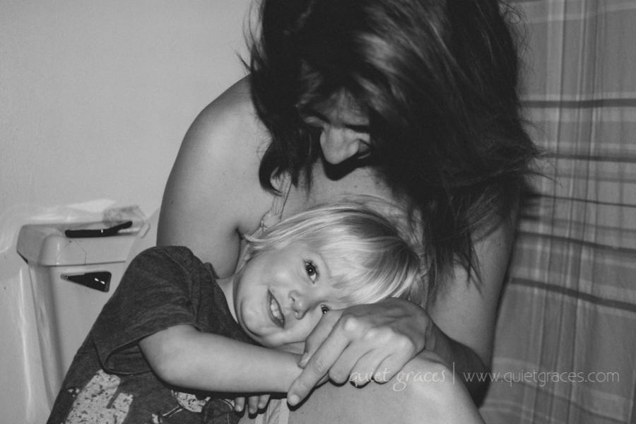 real-motherhood-moments