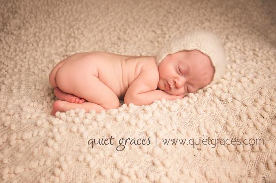Spartanburg SC Preemie Newborn Photographer Sweet Micropreemie 4 Months Old