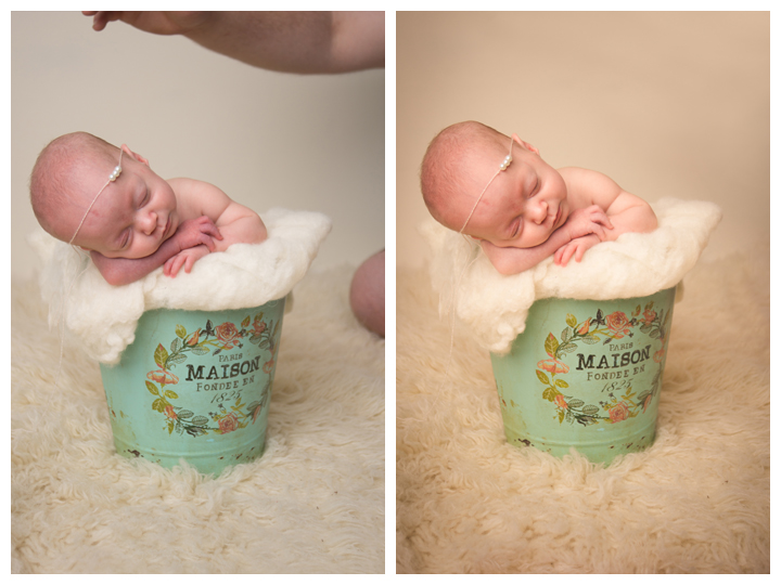 Safe Greenville SC Newborn Baby Photographer