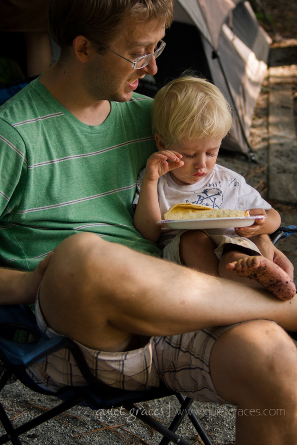 Tips Packing list and Meal Plan for your First Family Camping Trip