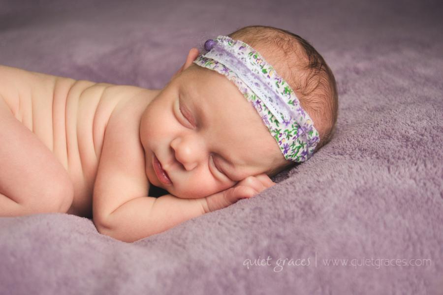 Classic Greenville SC Newborn Baby Photographer