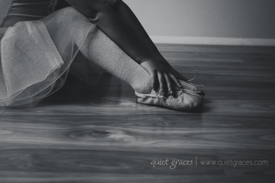 Greer SC Child Photography Studio Ballet Pictures