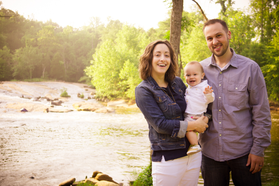 Simpsonville SC Baby Plan Photography