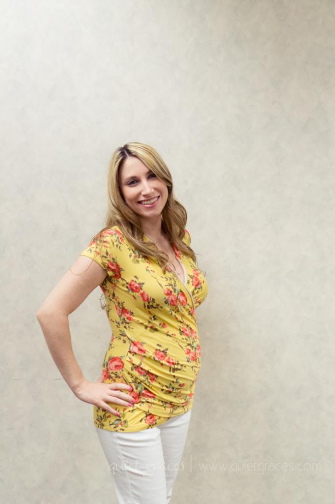 Transitional Spartanburg Modern Maternity Clothing