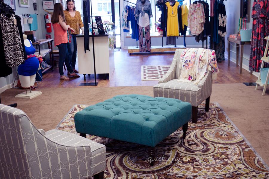 Upstate SC Stylish Modern Maternity Boutique