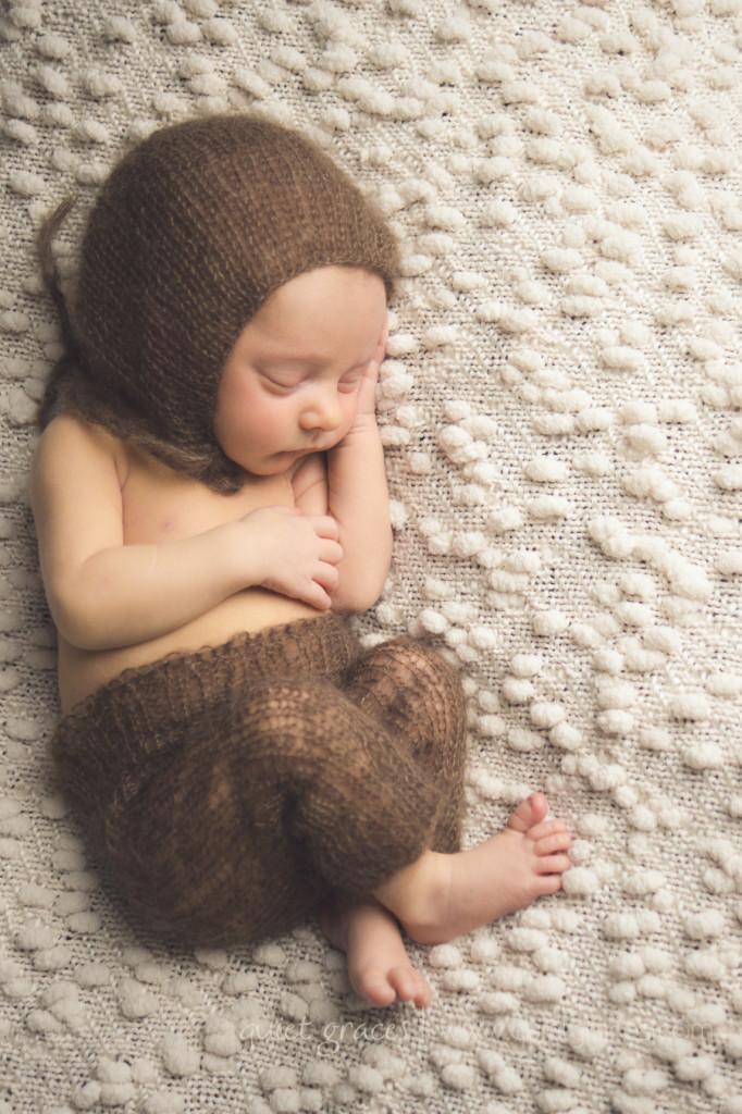 Simple Organic Greenville SC Newborn Photography (8)