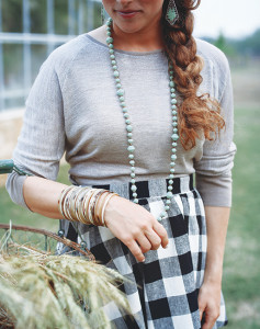 Noonday Collection Minted Necklace