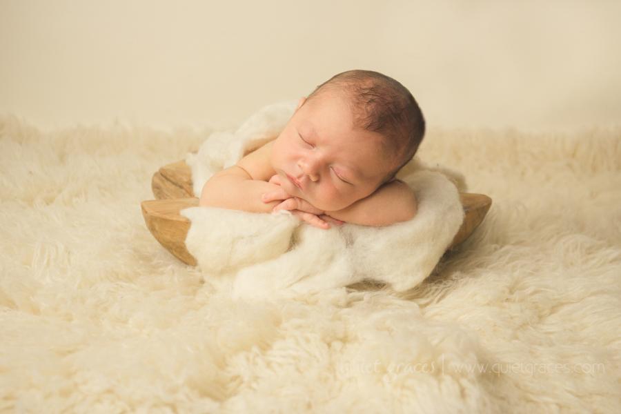 Pure Simple - Simpsonville SC Newborn Photography-19