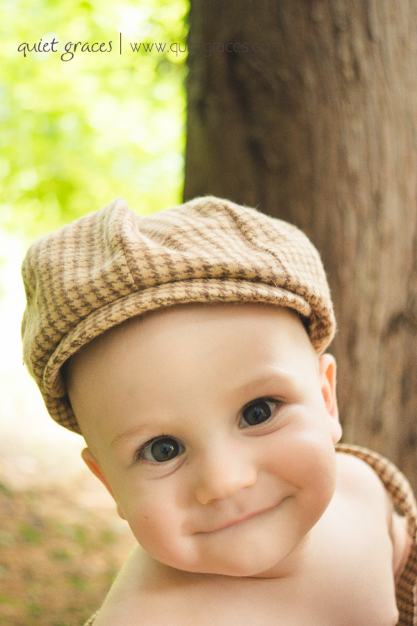 Vintage Baby Boy Sitting Photos-8
