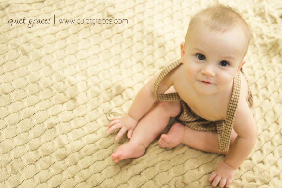 Vintage Baby Boy Sitting Photos-9
