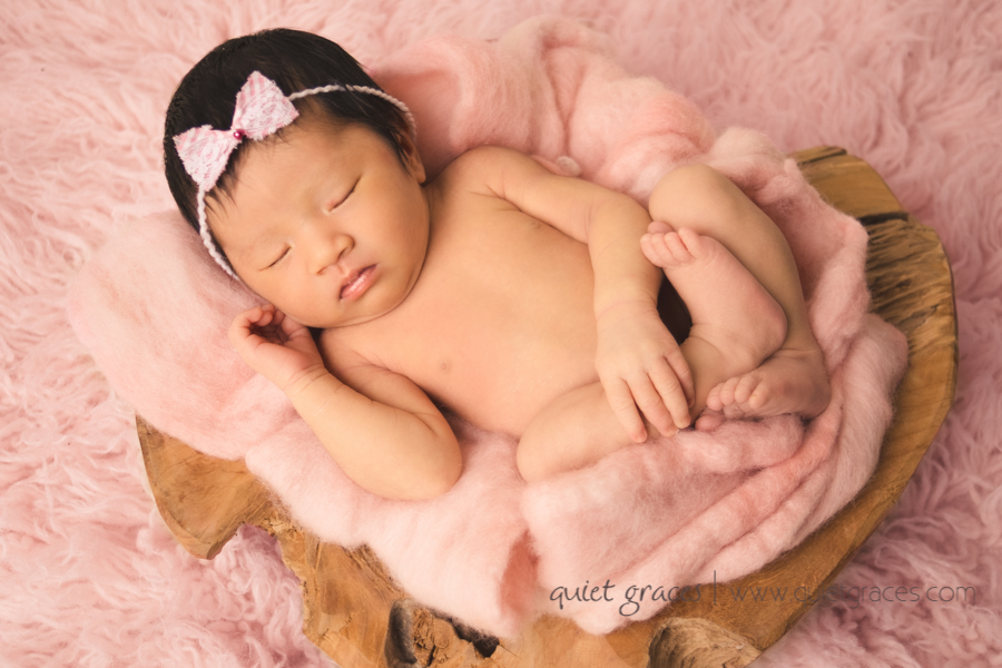 Newborn baby Girl pictures greenville SC
