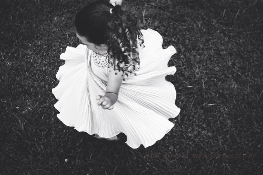 Ballerina Child Photography