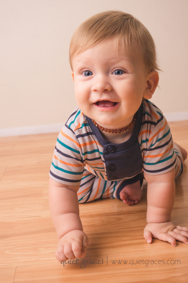 Crawling Baby photos Simpsonville SC
