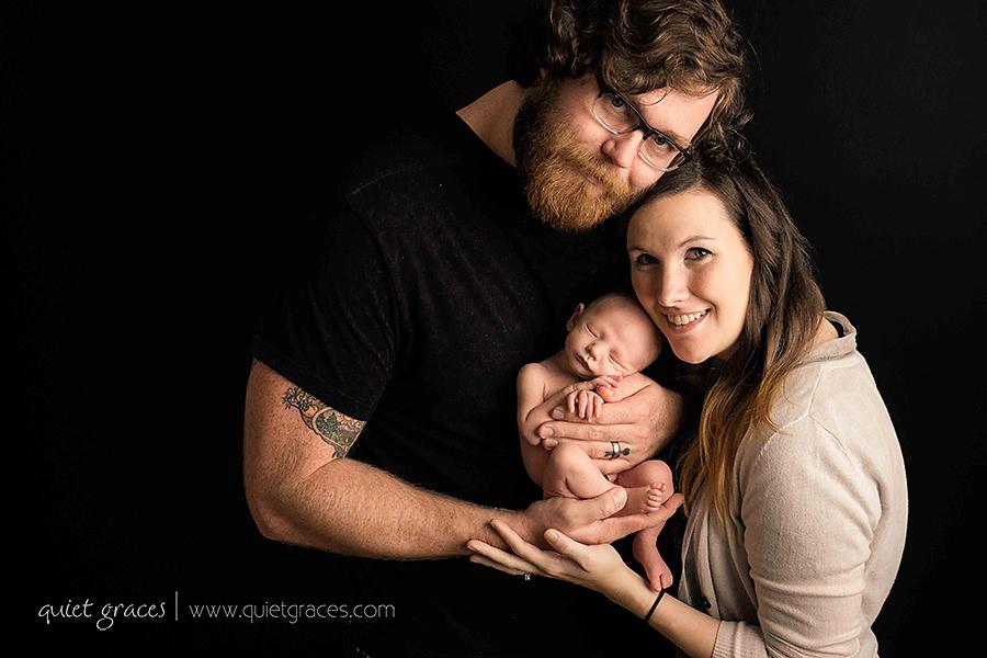 Family with Newborn Simpsonville SC