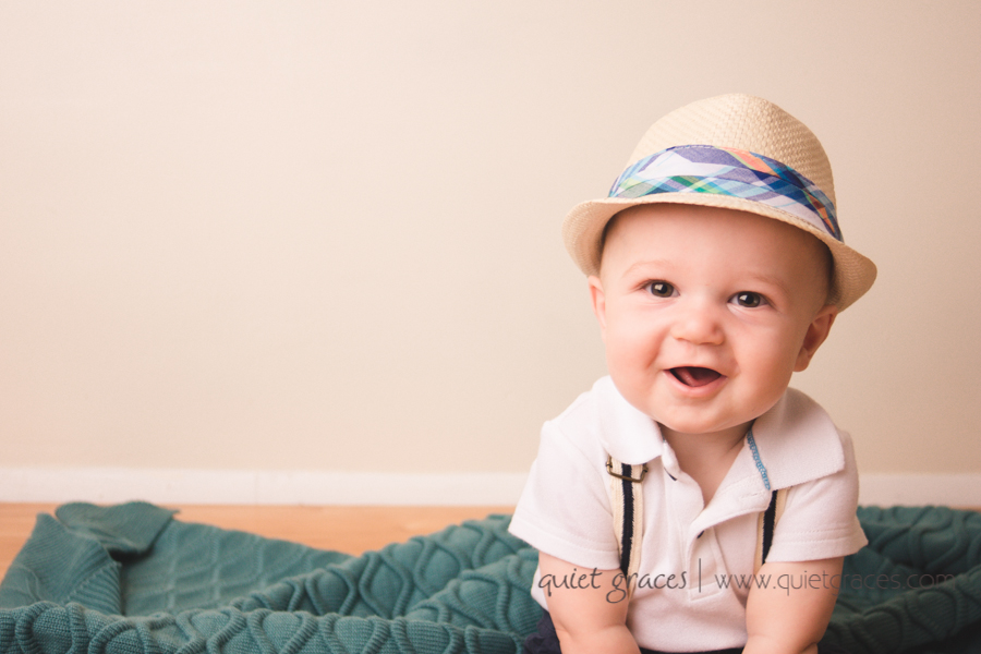 Sitting Baby Pictures Five Forks SC