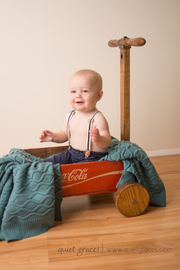 6 month baby photography greenville sc