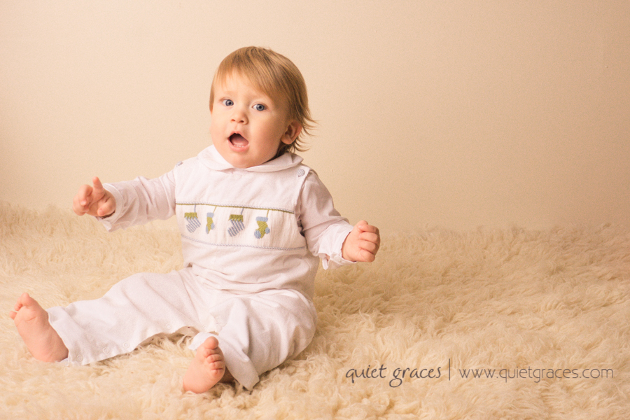 One year old baby pictures Spartanburg SC