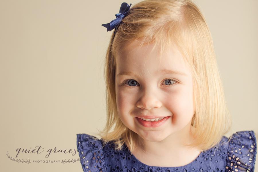 Studio child photographer Greenville SC