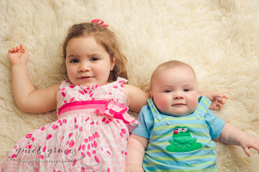 Six Month Baby Photographer
