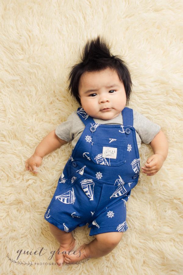 Baby Boy Photographer Greer SC
