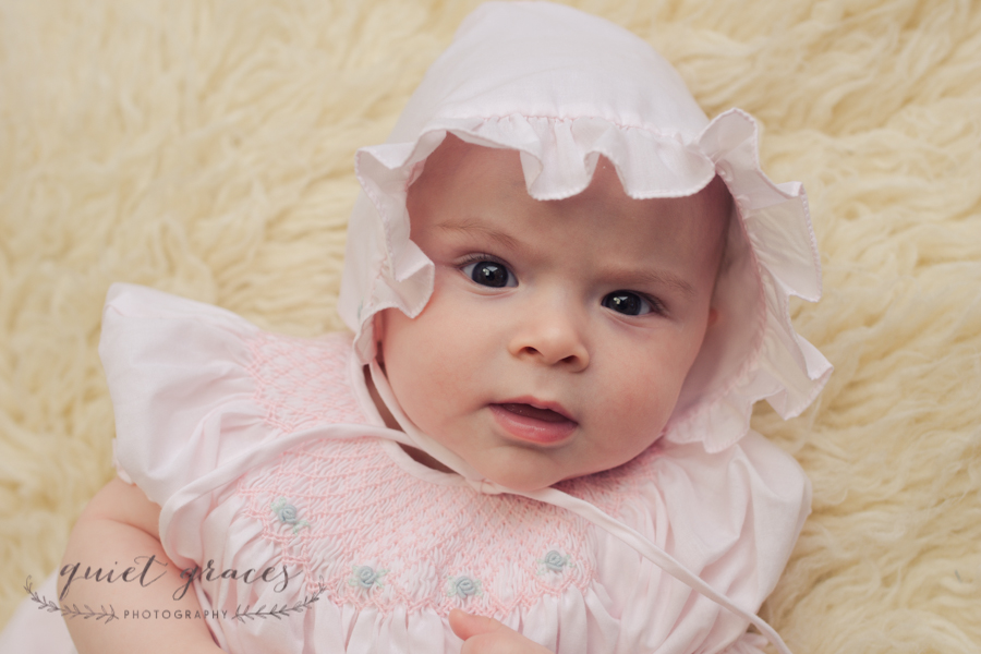 6 month baby girl pictures Greer SC