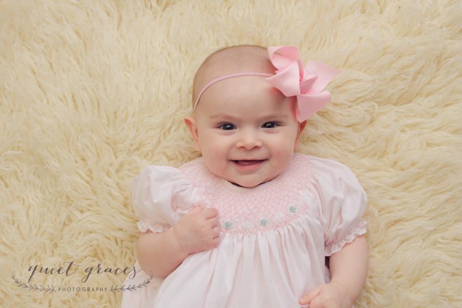 Baby Girl Photos Simpsonville SC
