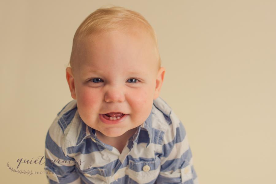one year baby boy photos greenville sc