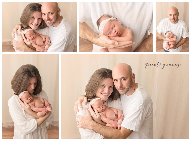 Simpsonville SC Natural Newborn Photographer Down Syndrome