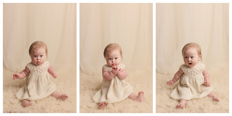 Greenville SC Baby Photographer Down Syndrome