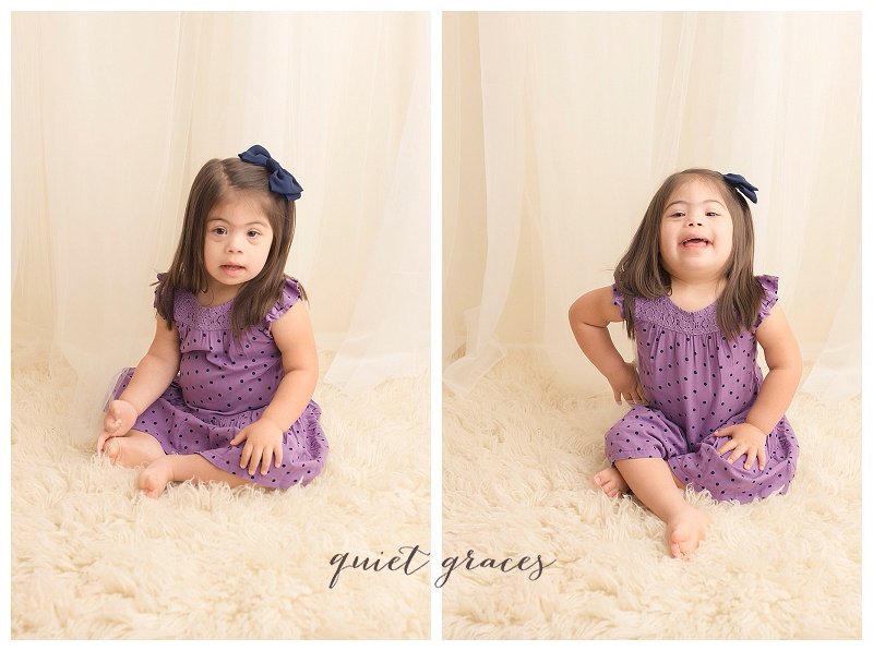 Greenville SC Child Photography Mini Sessions Down Syndrome