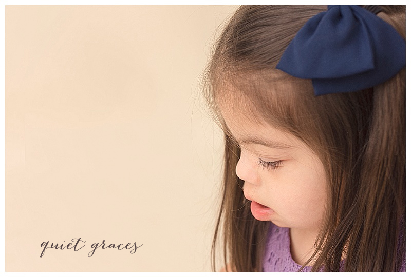 Child Photographer Greenville SC Down Syndrome