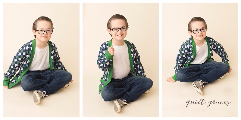 Greenville SC Child Photographer Down Syndrome