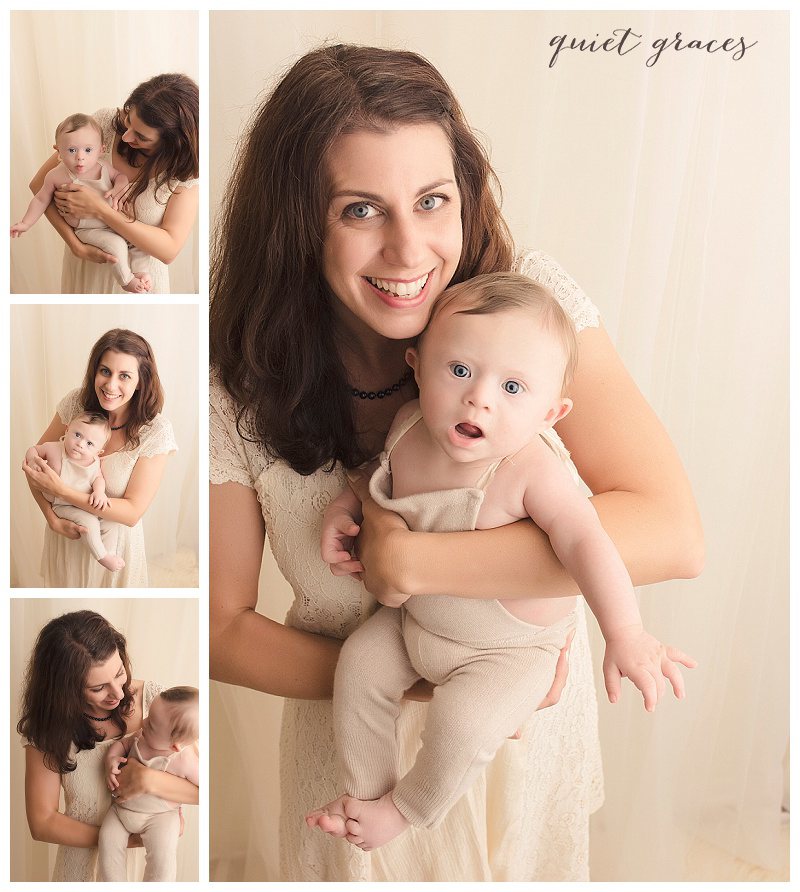 Mommy and Me Pictures Mini Session Greenville SC