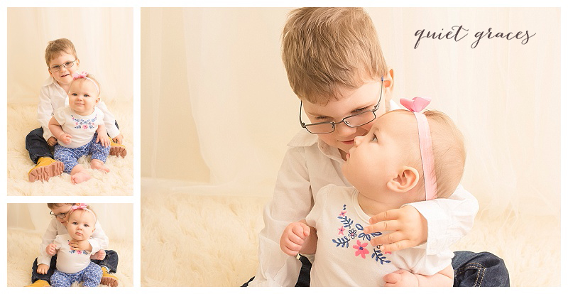 Sibling Mini Session Photography Greenville SC
