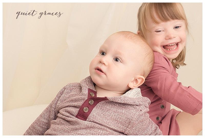 Studio Photographer Baby Child Simpsonville SC